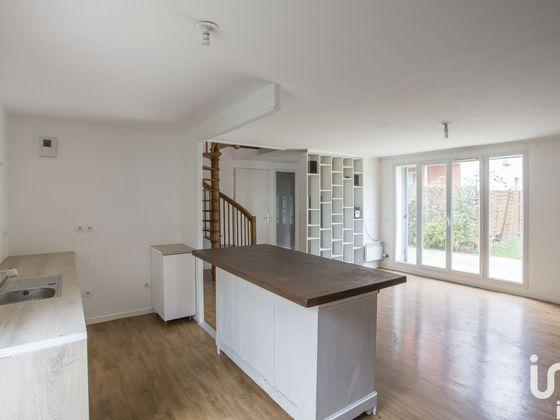 Vente maison 4 pièces 84 m2