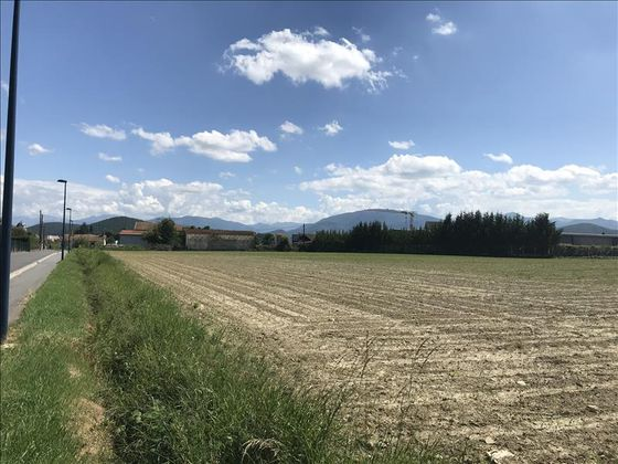 Vente terrain 1523 m2