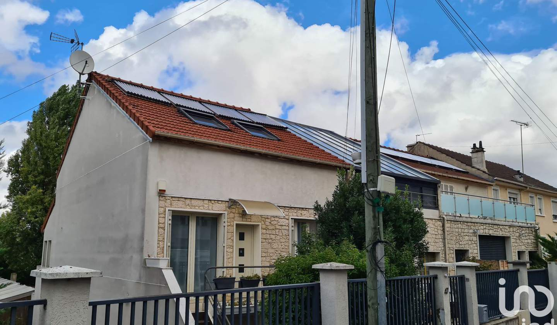 Maison avec piscine et terrasse Noisy-le-Sec