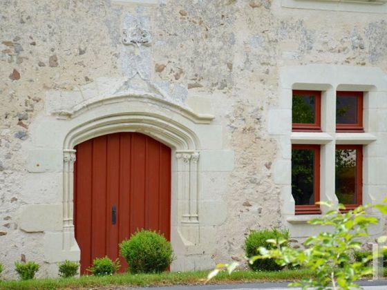 Vente manoir 6 pièces 245 m2
