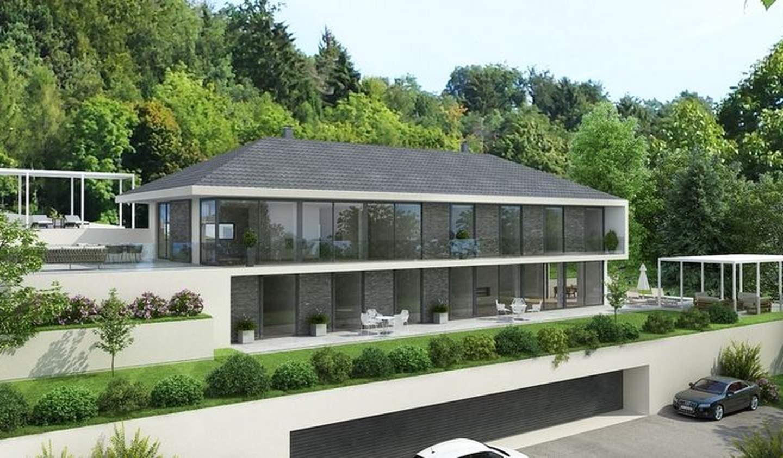 Appartement contemporain avec terrasse et piscine Bougy-Villars