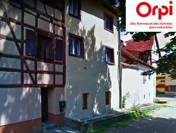 Maison 8 pièces 123 m2