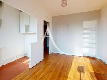 Appartement 2 pièces 27,38 m2
