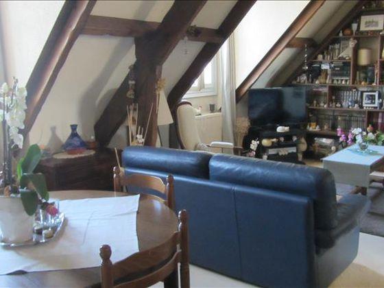 vente Appartement 3 pièces 68 m2 Tours