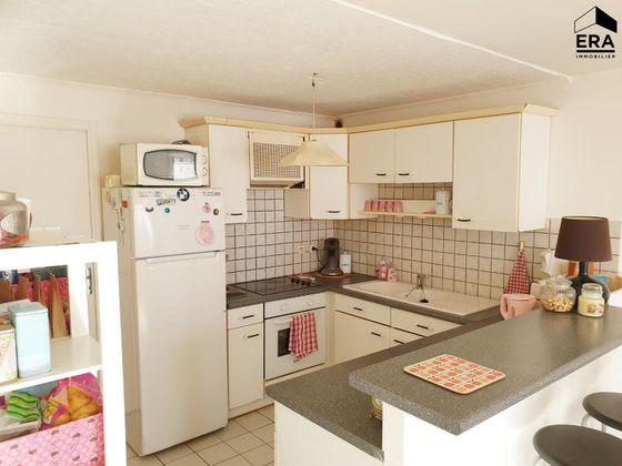 Vente appartement 4 pièces 107,24 m2