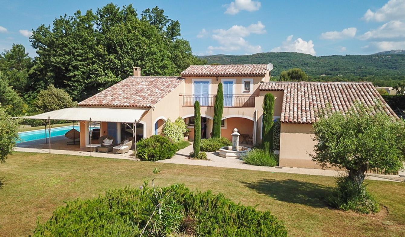Villa with pool and terrace Saint-Cézaire-sur-Siagne