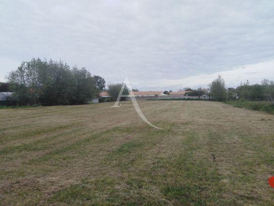Vente terrain 557 m2