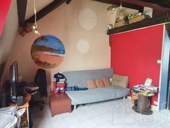Studio 26,77 m2