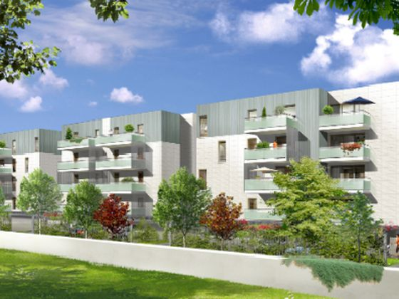 Location appartement 2 pièces 43,43 m2