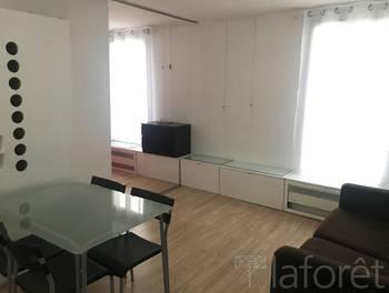 Appartement meublé 2 pièces 27 m2