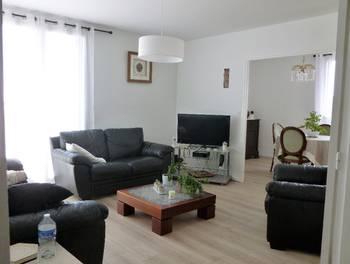 Appartement 4 pièces 80,5 m2