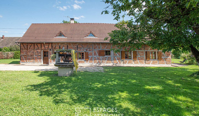 Maison avec terrasse Saint-Germain-du-Plain