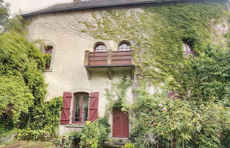 Vente maison 5 pièces 150.6 m² à Mennetou-sur-Cher (41320), 226 000 €