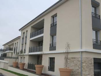 Appartement 2 pièces 49,46 m2