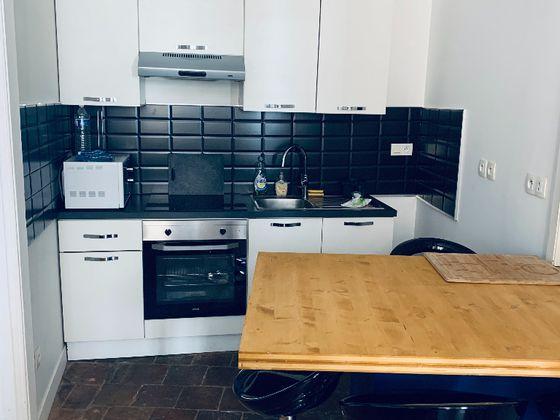 Vente appartement 2 pièces 58,9 m2