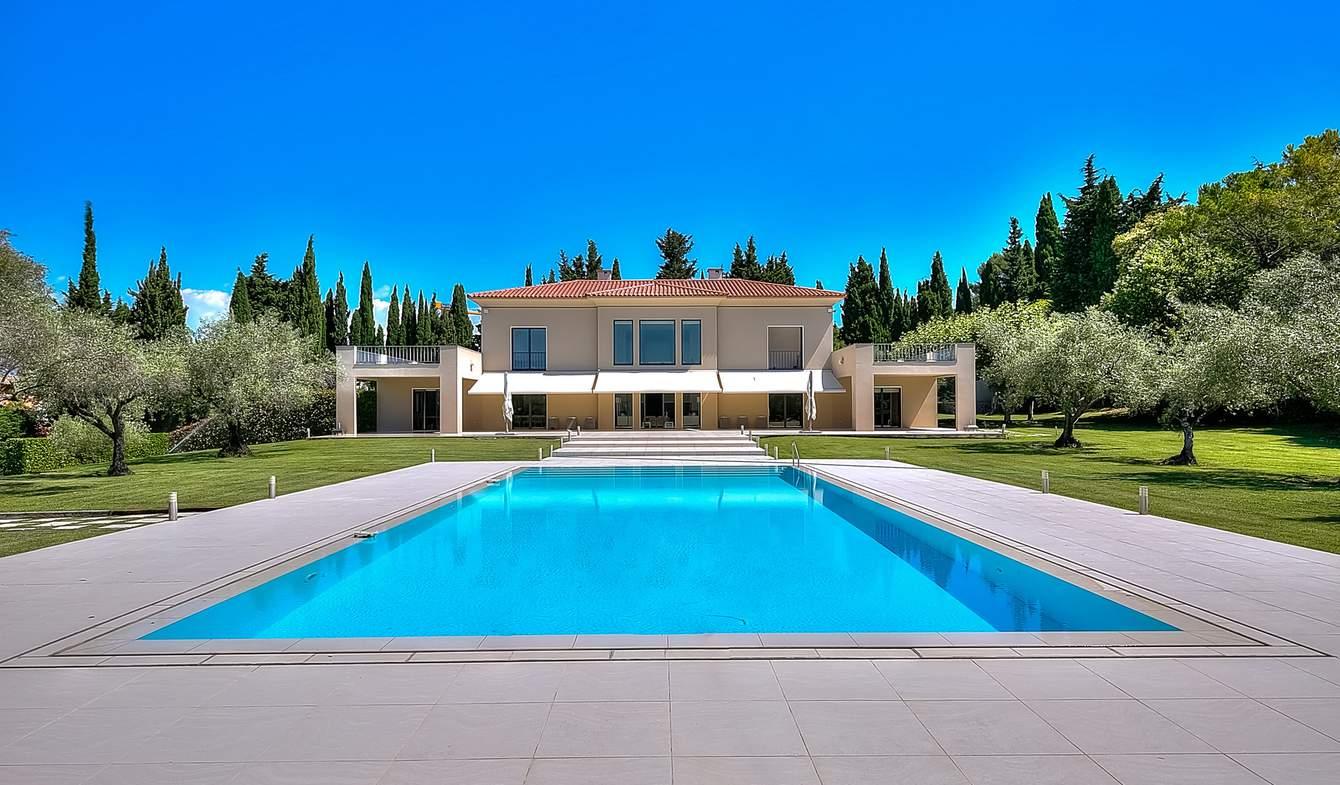 Propriété avec piscine Mougins