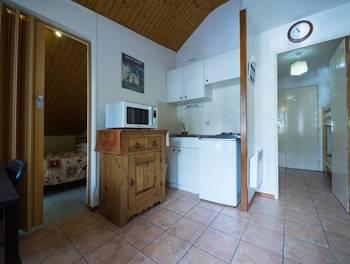 Appartement 2 pièces 21,38 m2