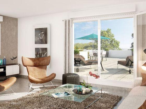 Vente appartement 2 pièces 39,3 m2