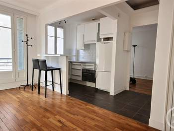 Appartement 2 pièces 47,72 m2