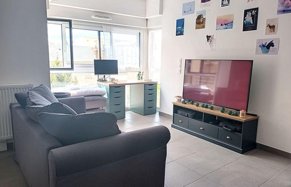 Location  appartement 2 pièces 44.67 m² à Tours (37000), 565 €