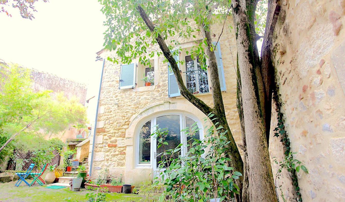 Maison avec terrasse Saint-Drézéry