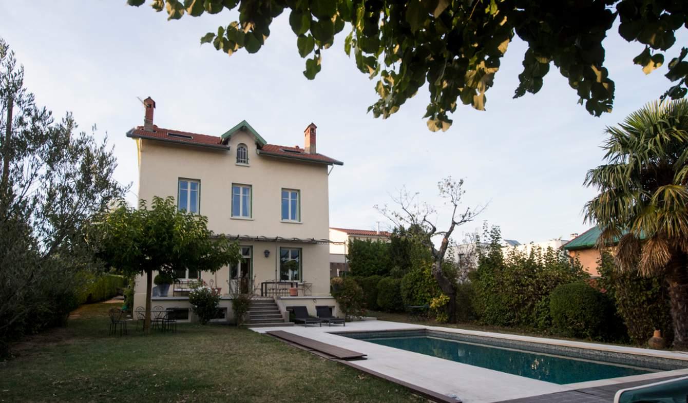 House Caluire-et-Cuire