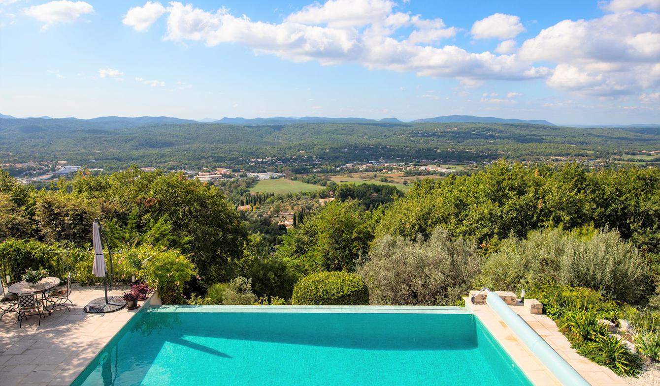 Villa avec piscine Montauroux