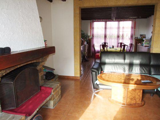 Vente maison 6 pièces 130,25 m2