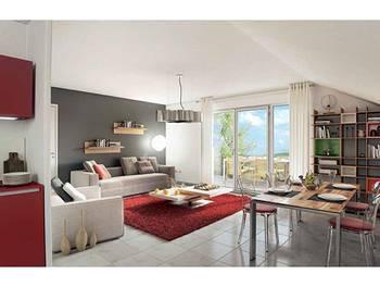 Appartement 4 pièces 105,54 m2