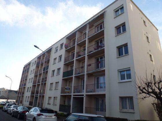 Location appartement 3 pièces 56,06 m2