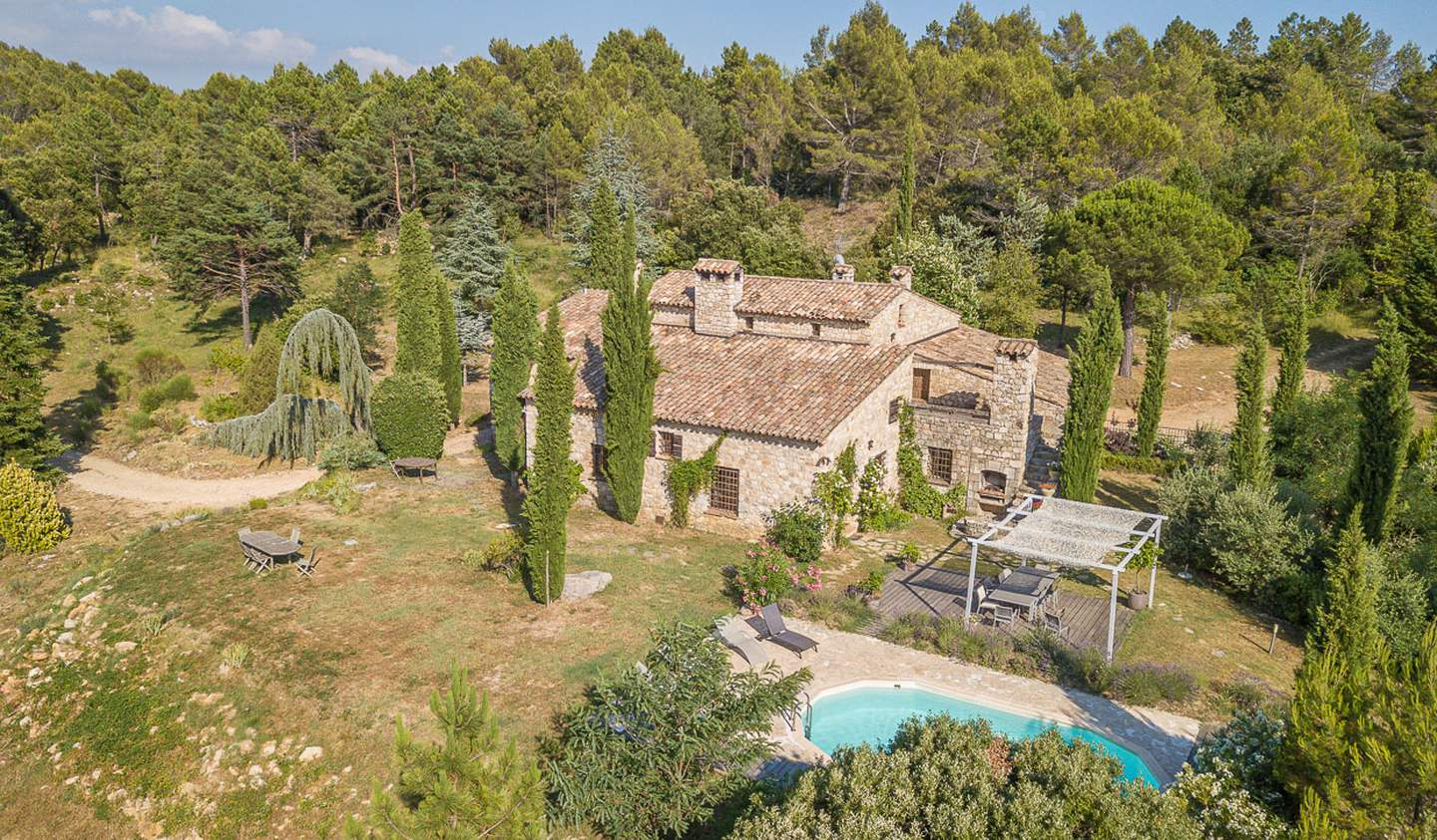 Property with pool Cabris