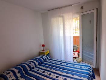 Appartement meublé 2 pièces 36,42 m2