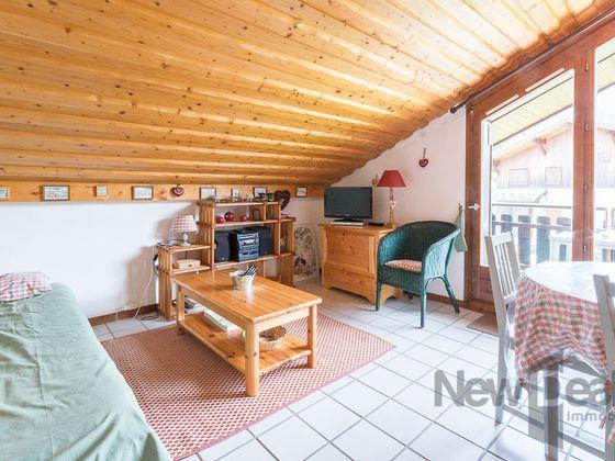 Vente appartement 2 pièces 26,64 m2