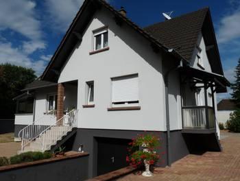 Maison 6 pièces 134,3 m2