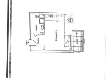 Studio 33,7 m2