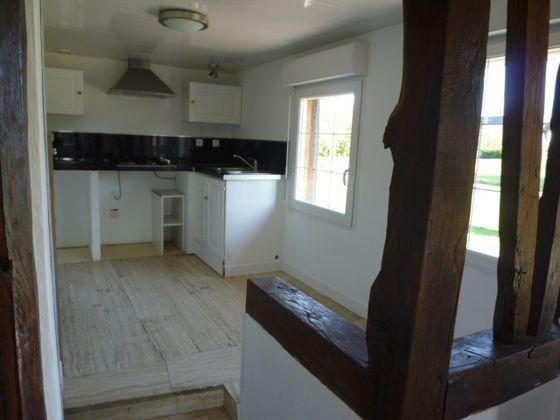 Location maison 3 pièces 63,48 m2