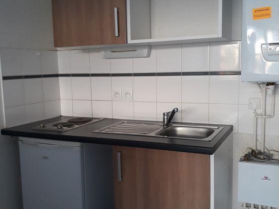 Location appartement 2 pièces 38,65 m2