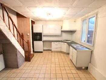 Maison 2 pièces 52,25 m2