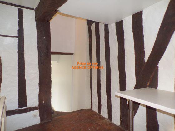 Location duplex 2 pièces 42,85 m2