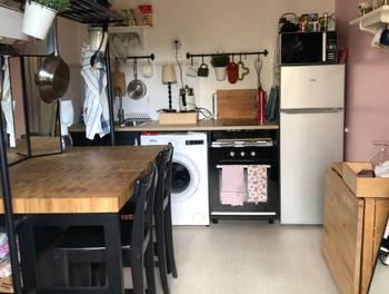 Studio 21,87 m2