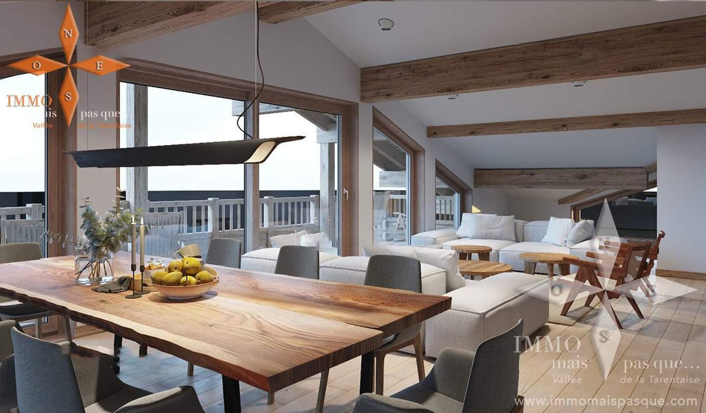 Appartement avec terrasse Montvalezan