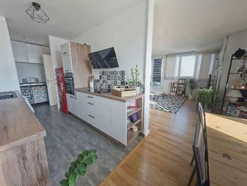 Appartement 3 pièces 72,53 m2