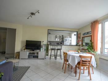Appartement 4 pièces 79,96 m2