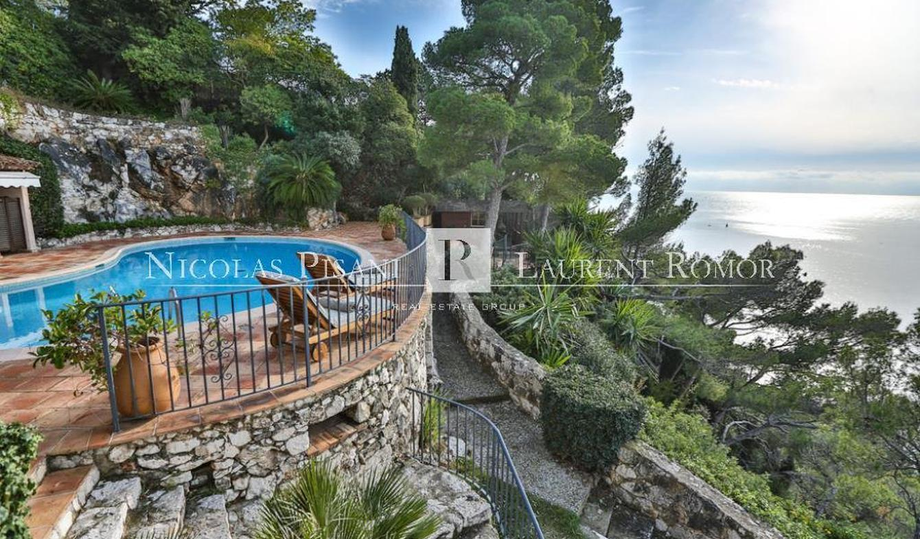 House with pool Saint-Jean-Cap-Ferrat