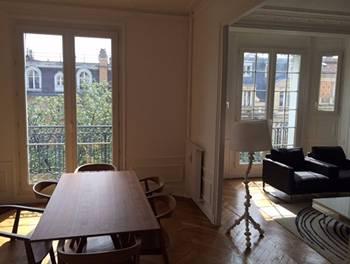 Appartement meublé 4 pièces 107,34 m2