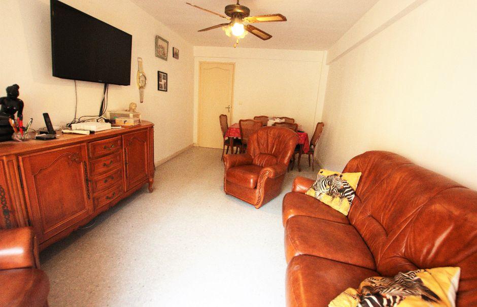Vente appartement 3 pièces 63.4 m² à Cagnes-sur-Mer (06800), 199 000 €