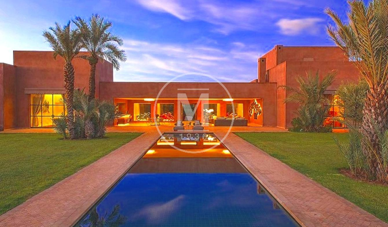 Maison avec piscine et terrasse Marrakech