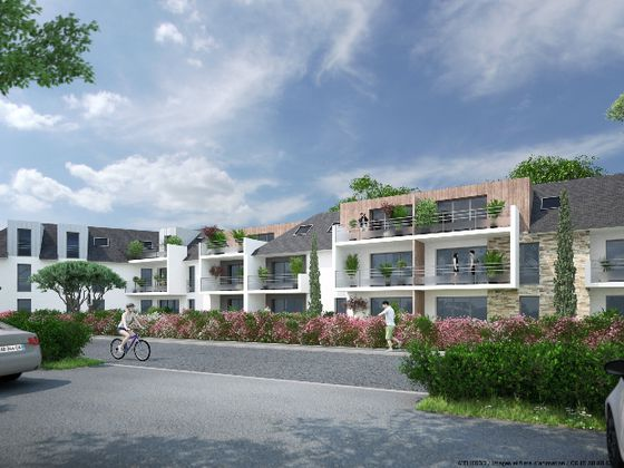 Vente appartement 4 pièces 86,51 m2