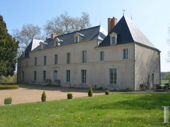 Vente château 11 pièces 487 m2