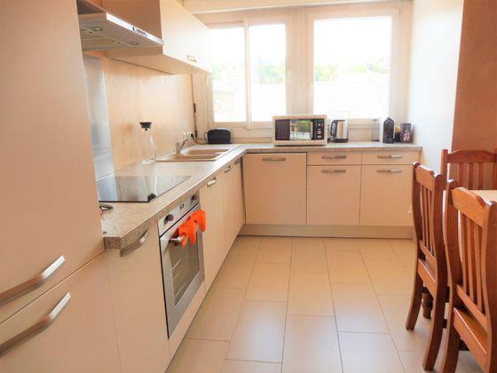 Vente appartement 4 pièces 73,86 m2